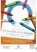 Hoy se celebra el Día Mundial de la Diabetes 2008