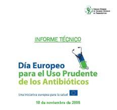 Con los antibióticos, sé prudente