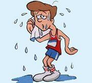 La deshidratación afecta al rendimiento mental