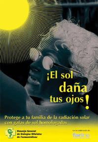 Las farmacias lanzan una campaña de protección solar ocular