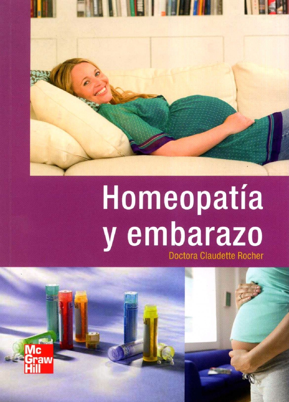 Afecciones en el embarazo: la homeopatía te ayuda