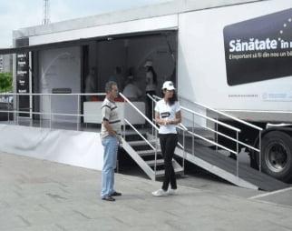 Llega a Madrid la caravana 'Salud sexual en movimiento'