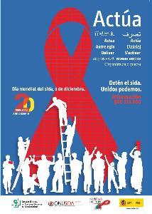 """La Farmacia """"Actúa"""" contra el sida"""
