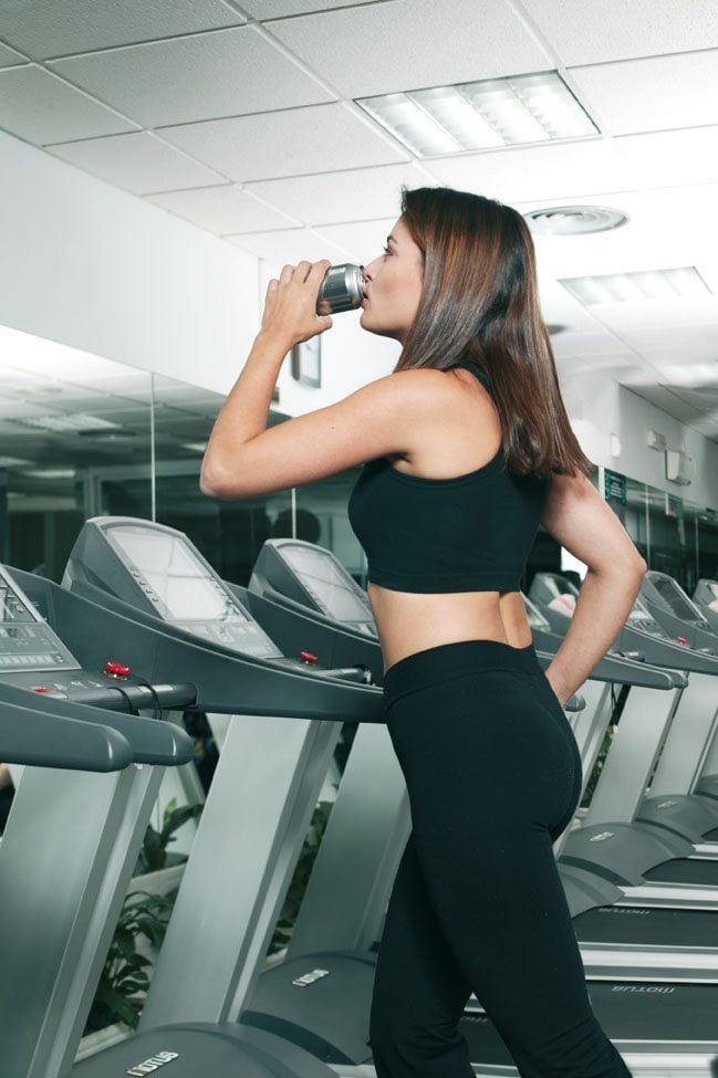 La hidratación, una asignatura pendiente de las mujeres