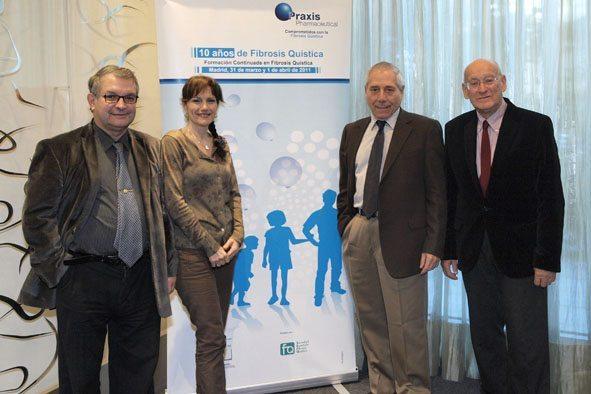 Los especialistas anuncian avances terapéuticos para tratar la fibrosis quística