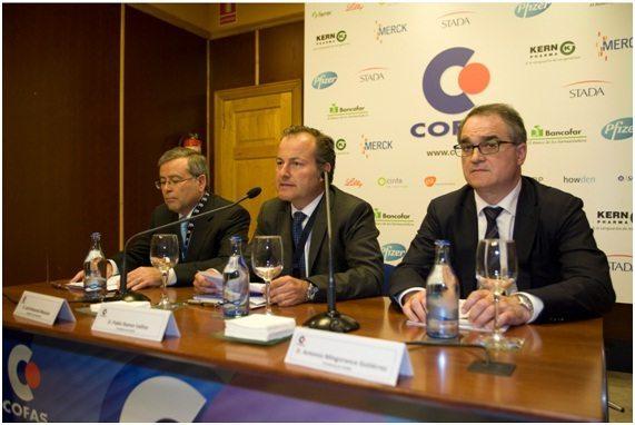 Cofas reúne a expertos para tratar el futuro del medicamento