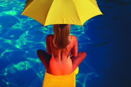 Considerar el bronceado como sinónimo de salud y belleza ... - photo#23