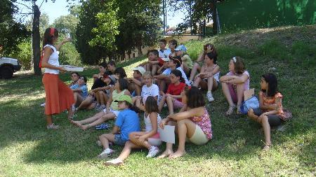 Los niños asmáticos que acuden a campamentos educativos controlan mejor su enfermedad