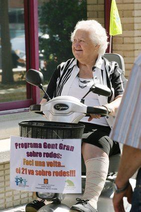 España, uno de los países más envejecidos