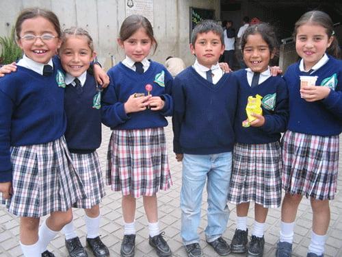 La mayor parte de los colegios españoles no son seguros para los niños alérgicos