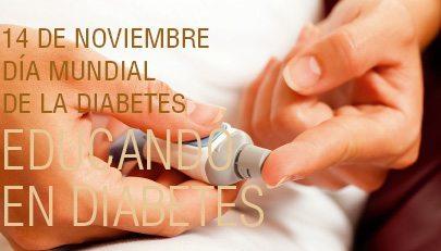 EDUCANDO EN DIABETES: 14 de noviembre, Día Mundial de la Diabetes