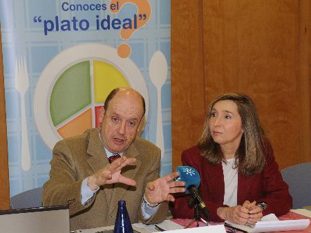 """La SEEDO y la SEEN presentan el """"plato ideal"""" para controlar el peso y combatir la obesidad"""