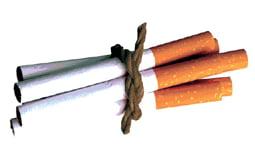 La prohibición de fumar en lugares públicos reduce los infartos