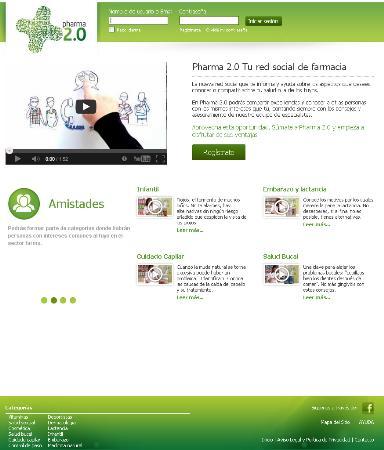Nace la primera red social de usuarios de farmacia en España