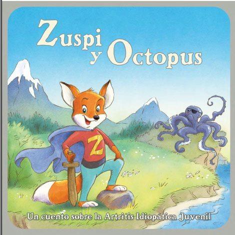 Un libro infantil resalta la importancia de la familia frente a la artritis idiopática juvenil