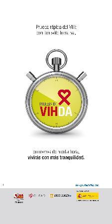 Los pacientes VIH+ pueden envejecer hasta diez años de forma prematura