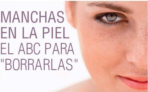 Todo sobre las manchas en la cara: causas, tipos y tratamientos