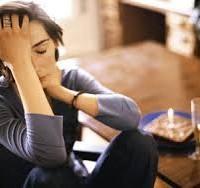 depresión mujer