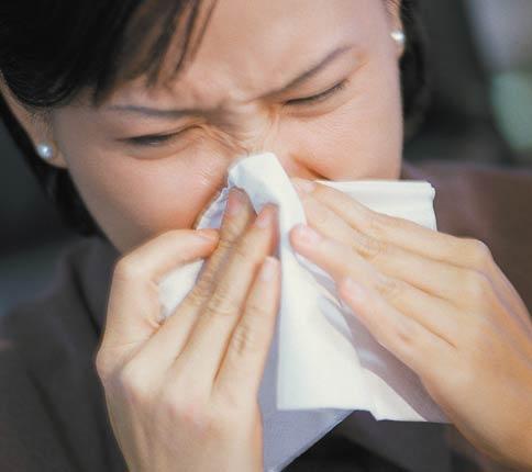 Más del 20% de los españoles sufre alergia durante todo el año