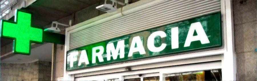 La oficina de farmacia es el sector que más volumen de negocio ha perdido