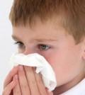 alergia niño