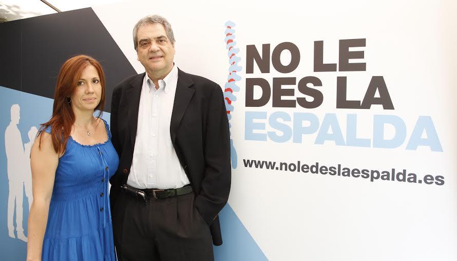Arranca la campaña 'No le des la espalda' para identificar el dolor inflamatorio