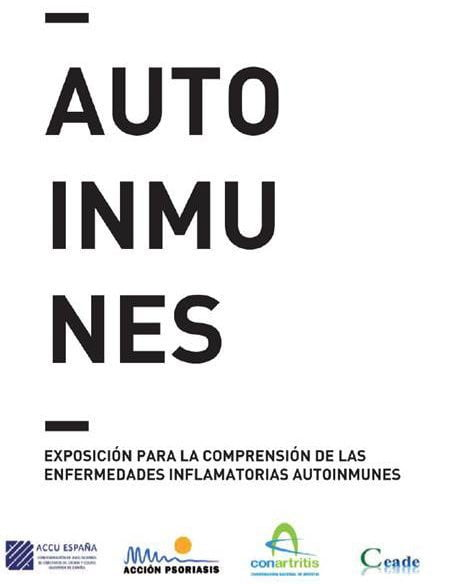 'Autoinmunes', exposición interactiva sobre enfermedades inflamatorias autoinmunes