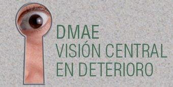 DMAE Visión central en deterioro