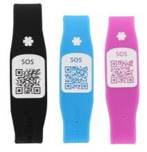 'SilinCode SOS', la pulsera que salva vidas