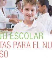 PDF MENÚ ESCOLAR