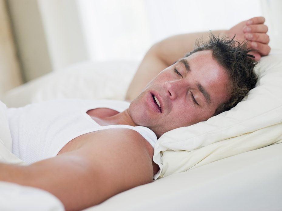 Los trastornos del sueño no se diagnostican en muchos casos de esclerosis múltiple