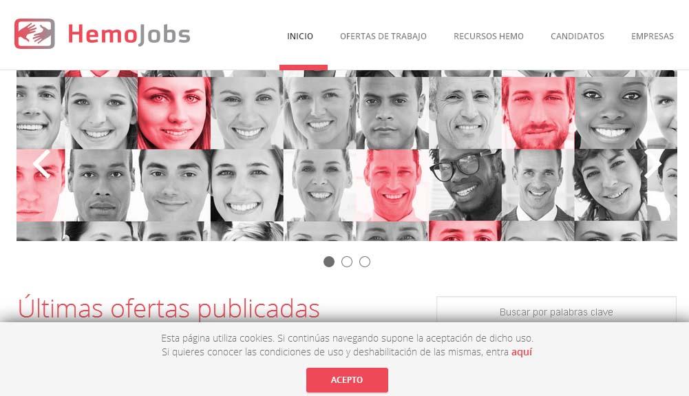 La Federación Española de Hemofilia lanza la web de búsqueda de empleo Hemojobs