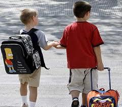 Cinco de cada cien niños padecen alguna patología de espalda