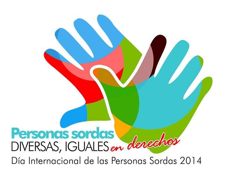"""Las personas sordas celebran su Día Internacional y solicitan respeto a su """"diversidad y sus derechos"""""""