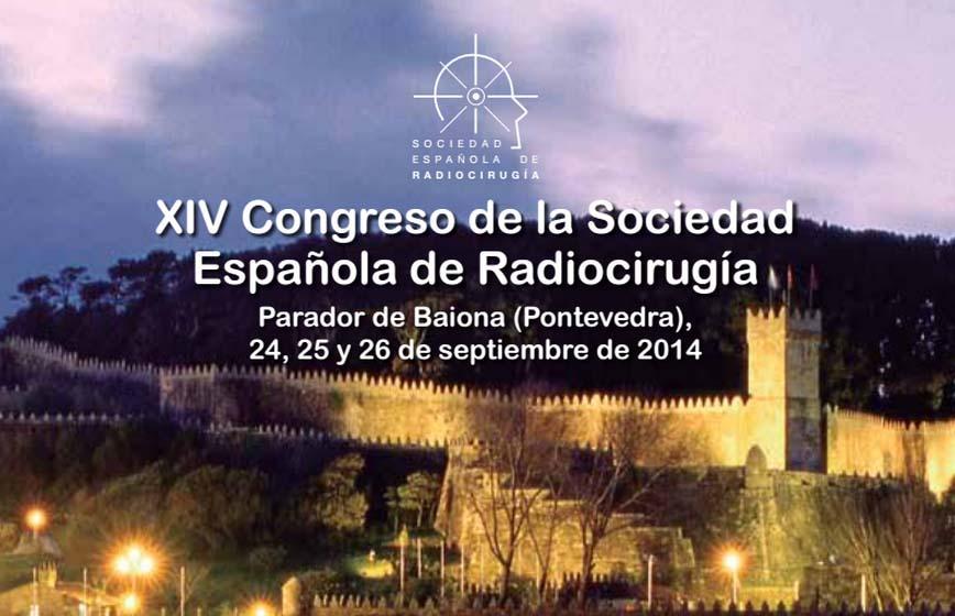 Baiona acogerá el XIV Congreso de la Sociedad Española de Radiocirugía