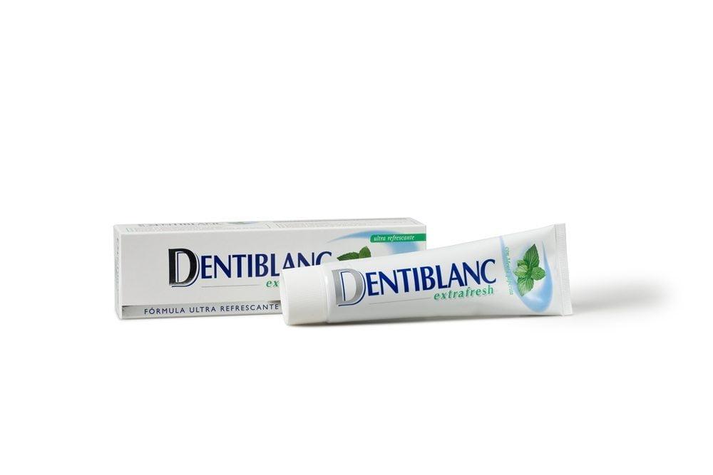 'Dentiblanc extrafresh', refresca y blanquea