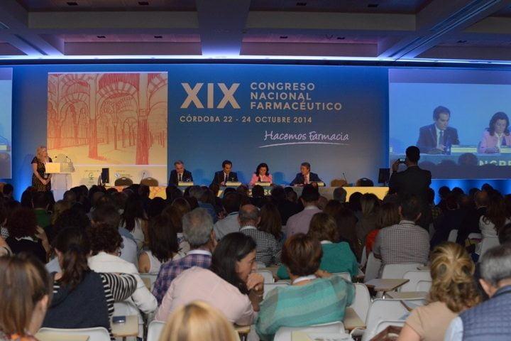 Clausurado el XIX Congreso Nacional Farmacéutico
