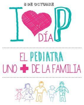 El 8 de octubre se celebra el 'Día de la Pediatría'