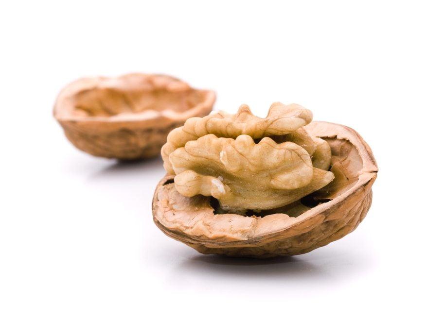 Una dieta enriquecida con nueces podría retrasar la aparición del Alzheimer