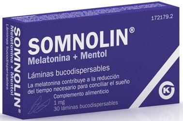 Para conciliar el sueño 'Somnolin'