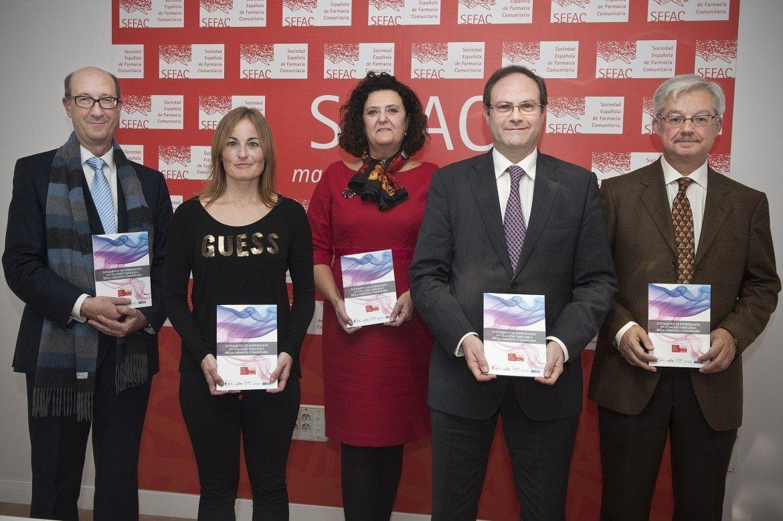 SEFAC presenta el primer documento de intervención en cesación tabáquica en farmacia comunitaria