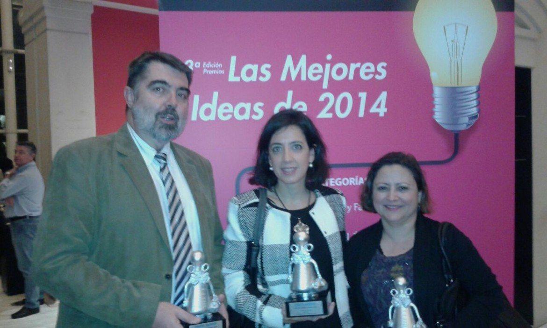 La Federación de Diabéticos Españoles, galardonada por el Estudio Refleja2