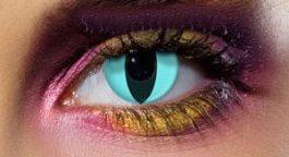 Lentillas de fantasía, siempre bajo la supervisión de un oftalmólogo