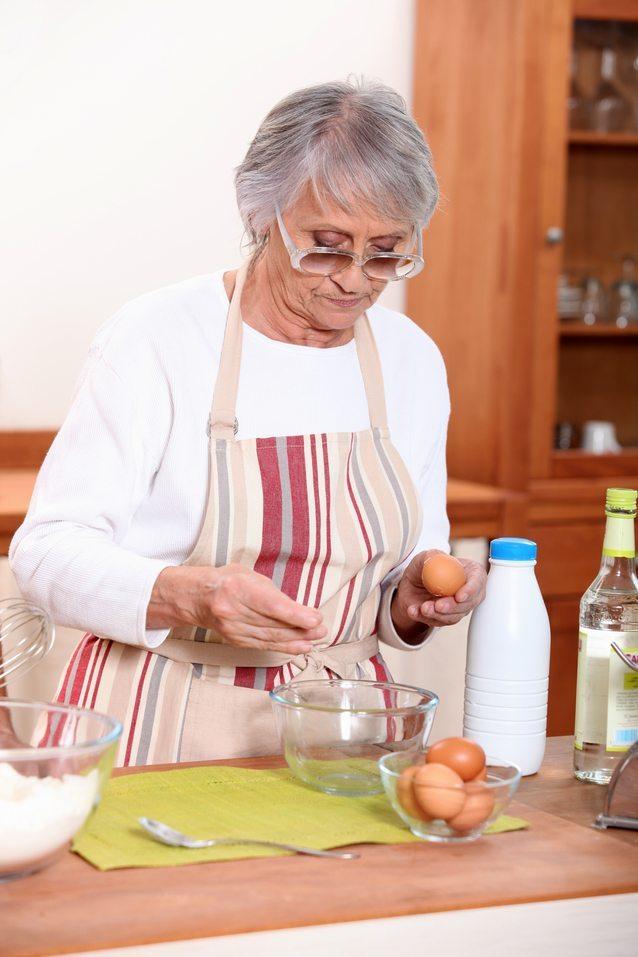 Los mayores de 65 años tienen más riesgo de sufrir malnutrición