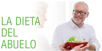 Cuidado de personas mayores, información sobre su alimentación y cuidados