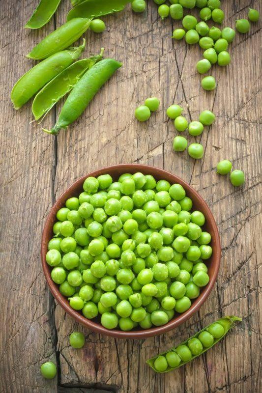 Una dieta rica en legumbres reduce un 14% el riesgo de infarto y angina