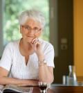 mujer abuela mayor