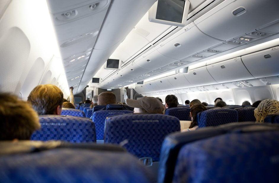 El miedo a volar lo sufren un 28% de los viajeros que toman un avión