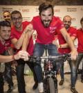 Santi Millán bike race 20152