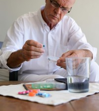medicacion tratamiento pastillas mayores